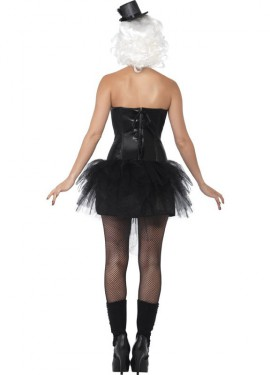 Déguisement de Burlesque Grotesque pour femme plusieurs tailles
