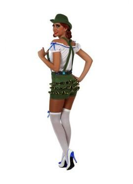 Disfraz Alemana tradicional para mujer