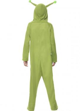 Disfraz Alien o Extraterrestre para Niños