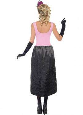 Disfraz Burlesque Belleza para Mujer