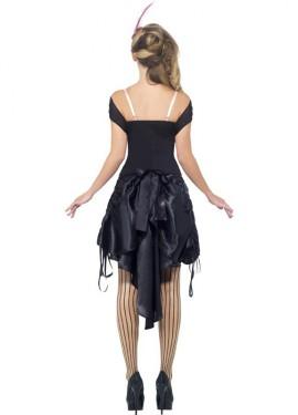 Déguisement Burlesque Madame l'Amour pour Femme plusieurs tailles
