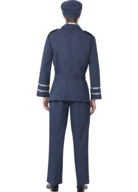 Déguisement Capitaine Armée de l'air pour hommes plusieurs tailles