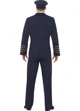 Déguisement Pilote d'avion pour homme plusieurs tailles