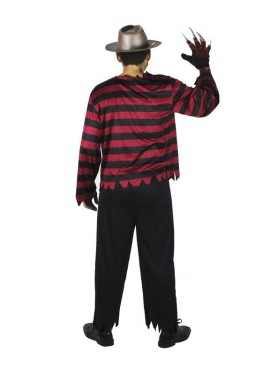 Disfraz completo EAZZY de Asesino de Pesadilla para hombre