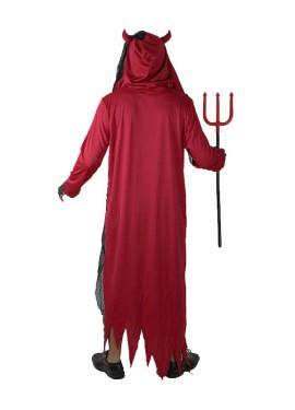 Disfraz completo EAZZY de Demonio para hombre