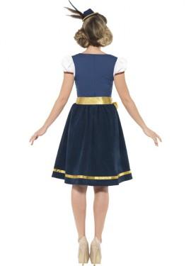 Disfraz de Alemana Tradicional para mujer