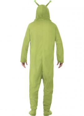 Déguisement Alien Vert pour homme