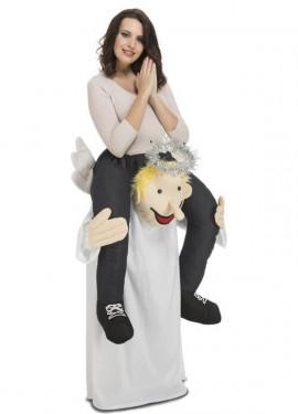 Disfraz de Ángel a hombros para adultos