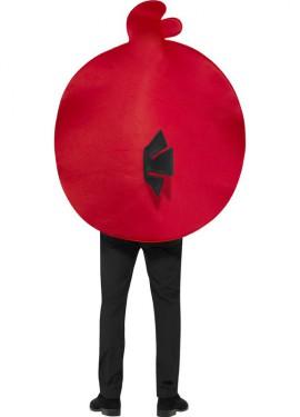 Disfraz de Angry Birds Pájaro Rojo para adultos