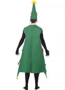 Disfraz de Árbol de Navidad para adultos