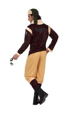 Disfraz de Aviador de Época para hombre
