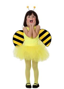 Déguisement de Ballerine Jaune pour enfants plusieurs tailles
