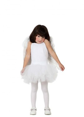 Déguisement de Ballerine Blanche pour enfants plusieurs tailles