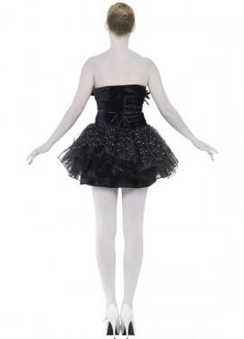 Disfraz de Bailarina Cisne Negro para Mujer