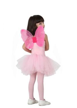 Déguisement de Ballerine Rose pour enfants plusieurs tailles