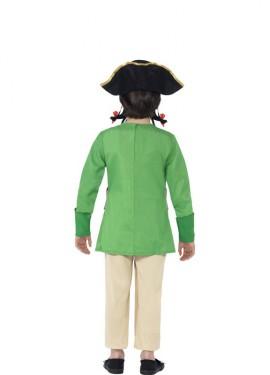 Disfraz de Barbanegra de Historias Horribles para niño