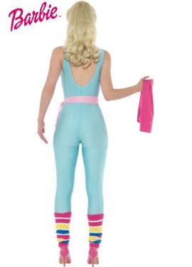 Disfraz de Barbie Deportista para mujer