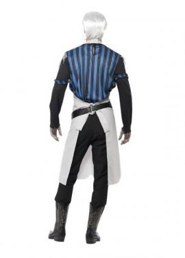 Disfraz de Barman del Oeste Fantasma para Hombre