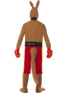 Disfraz de Canguro Boxeador para hombre talla M