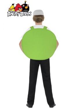 Disfraz de Cerdito de Angry Birds para niños
