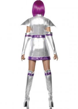 Disfraz de Chica Espacial para mujer
