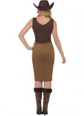 Déguisement de Cow-girl bustier pour Femme plusieurs tailles