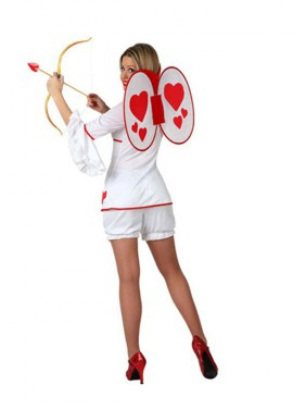 Déguisement de Cupidon pour Femme plusieurs tailles