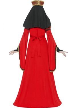 Disfraz de Dama Asesina Medieval para mujer