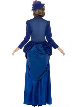 Disfraz de Dama de Época Victoriana para mujer