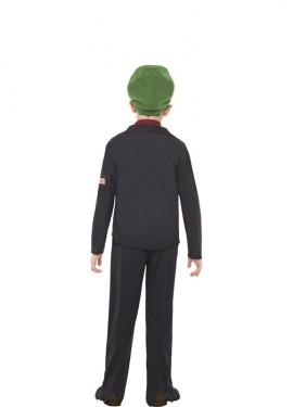 Disfraz de Deshollinador de Historias Horribles para niño
