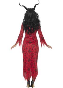 Déguisement de Diablesse Rouge pour femme