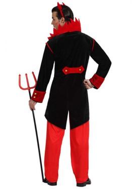 Disfraz de Diablo rojo para hombre