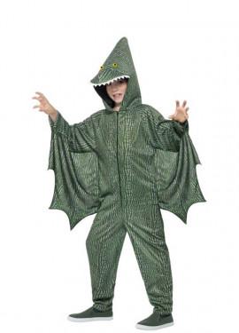 Disfraz de Dinosaurio Pterodáctilo para niños