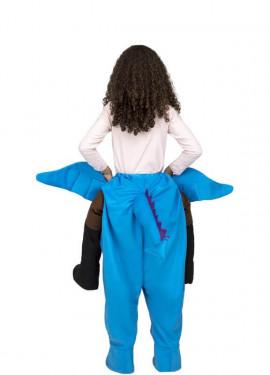 Disfraz de Dragón a hombros para niños