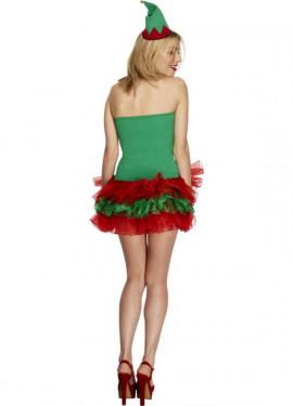 Disfraz de Elfa tutú para mujer