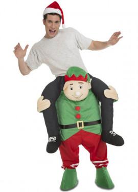 Déguisement Gonflable Carry Me Elfe pour adulte
