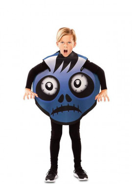 Disfraz de Emoticono Frank para niños