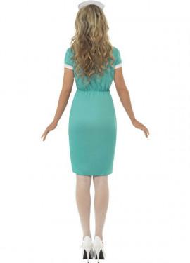 Déguisement Infirmière de Chirurgie pour Femme plusieurs tailles