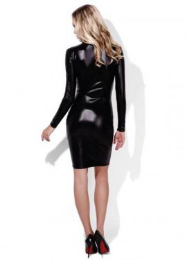 Disfraz de Femme Fatal de cremallera para mujer