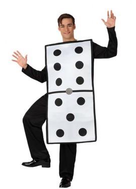 Déguisement Pion de Domino pour adulte