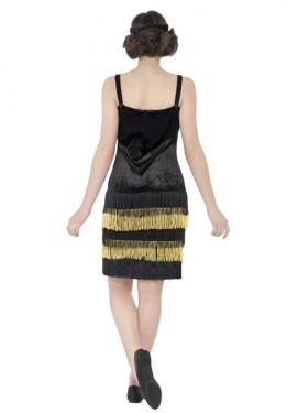 Disfraz de Flapper Años 20 para mujer