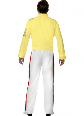 Disfraz de Freddie Mercury de Queen para hombre