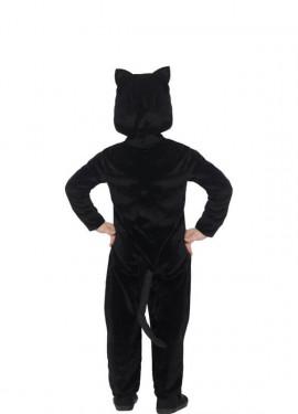 Disfraz de Gato con Pajarita para niños
