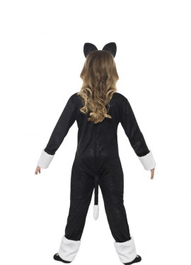 Disfraz de Gato o Gata para niños