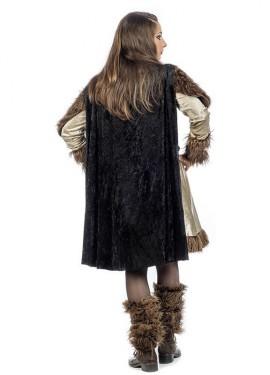 Disfraz de Guerrera Medieval Escol para mujer