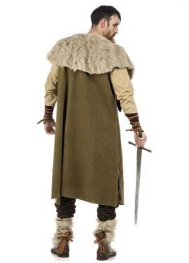 Disfraz de Guerrero Medieval Erik para hombre