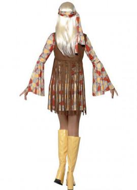 Déguisement Hippy Cool pour Femme plusieurs tailles