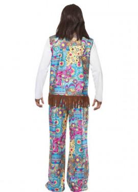 Déguisement Hippie Franges pour homme plusieurs tailles