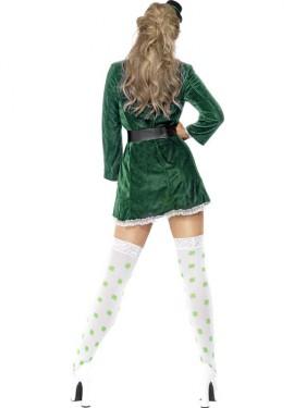 Disfraz de Irlandesa sexy