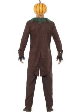 Disfraz de Jack-O-Lantern de Pesadillas para hombre